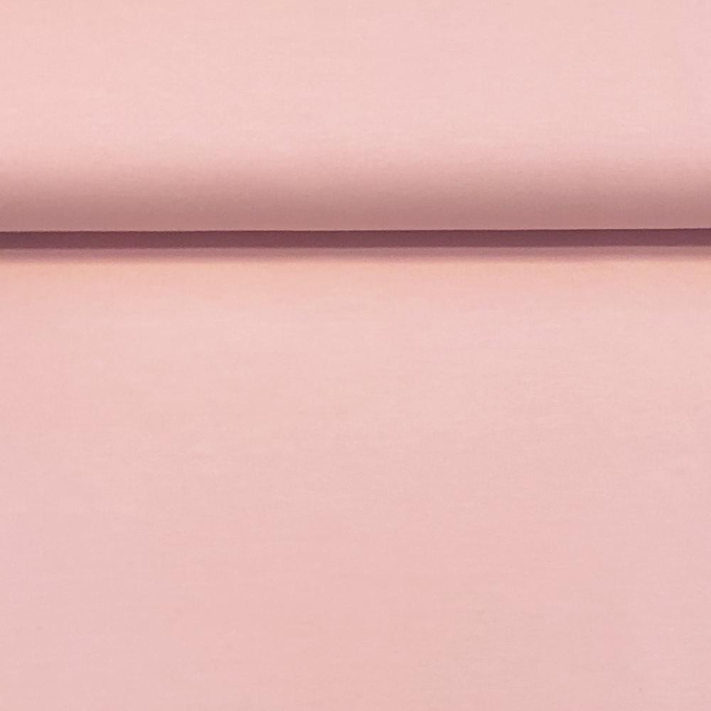 c16ba5ab Jersey ensfarget - Rosa lys - www.stoffbutikken.no